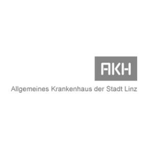 Logo AKH Linz