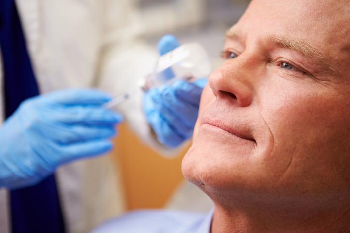 Faltenbehandlung mit Botox - 4020 Steyr