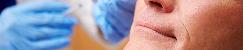Botoxbehandlung - Dr. Moser